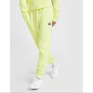 Adidas Ice Yellow Sweat Pants